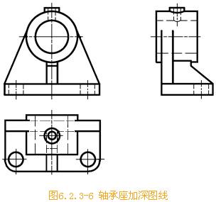 >>66 三视图绘制步骤  形体切割通常是指在四棱柱的基础上来进行切割